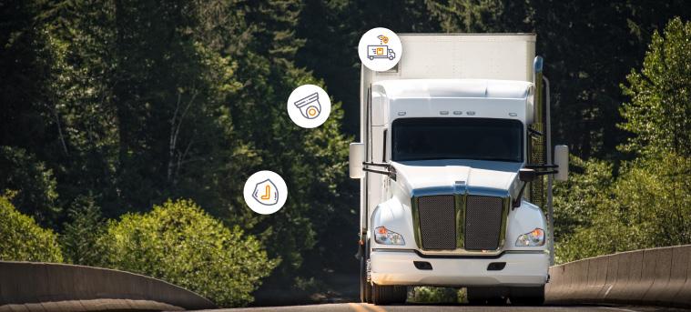 Prevención de robos en el transporte de carga