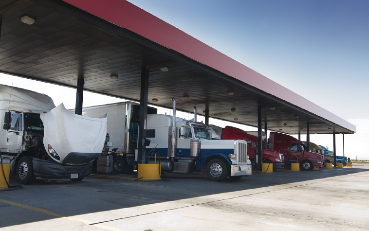 Formas más utilizadas de robo de combustible en camiones
